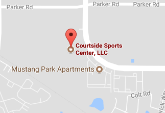Courtside Sports Center Location